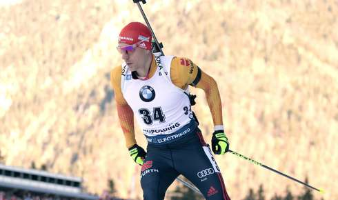 Biathlon-WM in Antholz: DSV-Team strebt Medaillen an