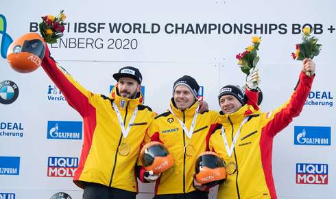 Skeleton-WM in Altenberg: Skeletonis drängen ins Rampenlicht
