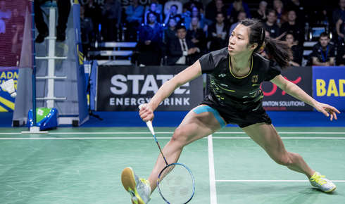 Badminton-WM in Basel: Interner Kampf um die Olympia-Tickets