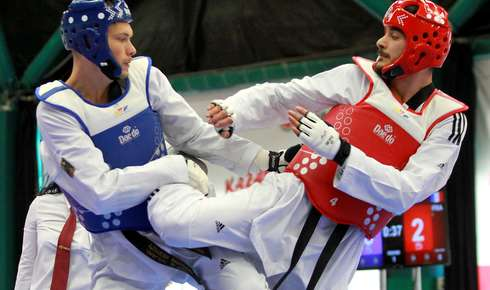 Taekwondo-WM in Manchester: Junges Team kämpft um Olympia-Tickets